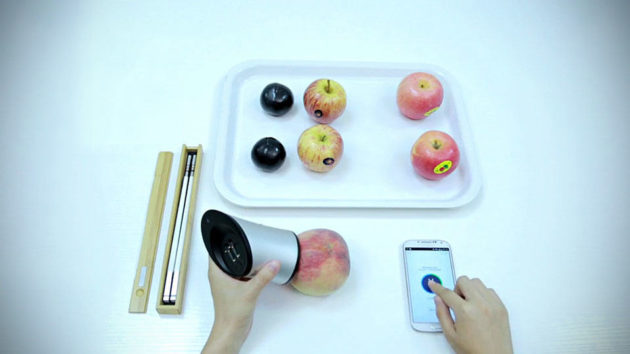 Baidu Smart Chopsticks - Kuai Sou