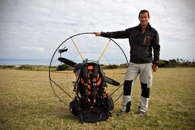 Bear Grylls Paramotor Adventurer Package