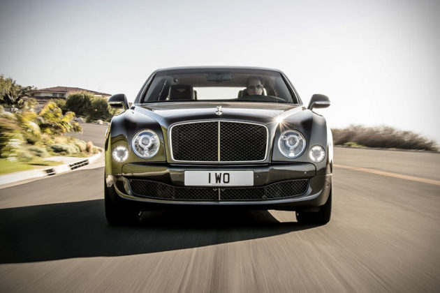 Bentley Mulsanne Speed Luxury Limousine