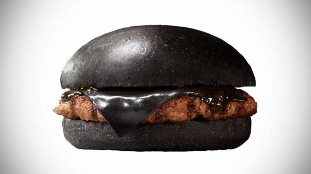 Burger King Kuro Burgers - Pearl