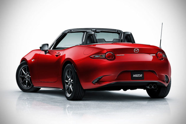 Fourth-generation Mazda MX-5 Roadster