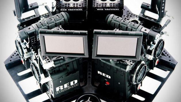 NextVR Virtual Reality Camera System