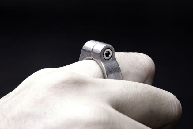 The Clamp Ring by Drilling Lab - Type A