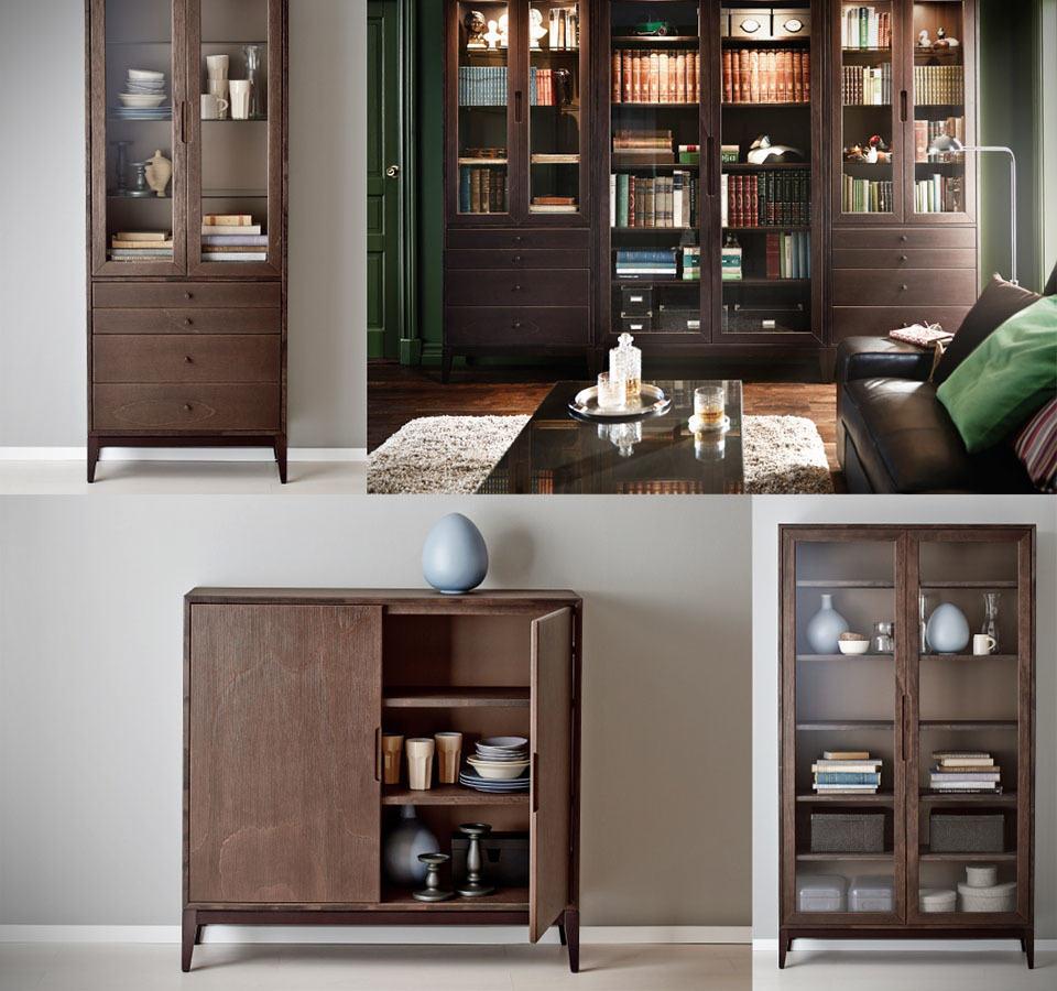 Ikea REGISSÖR Living Room Storage Series