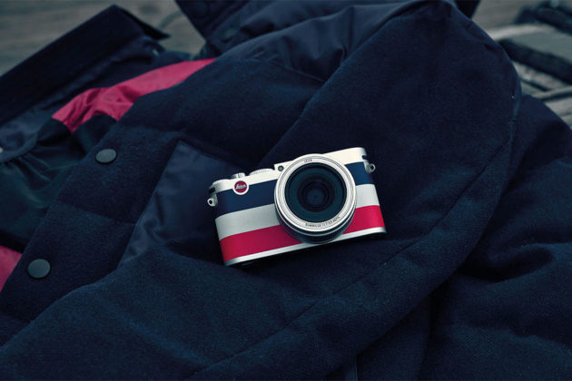 """Leica X """"Edition Moncler"""" Camera"""