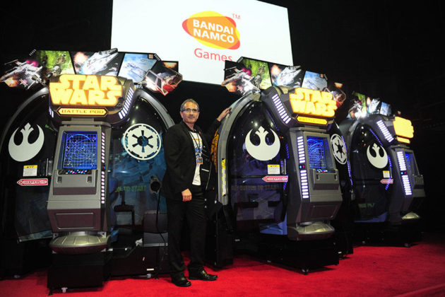 Star Wars: Battle Pod Arcade Game