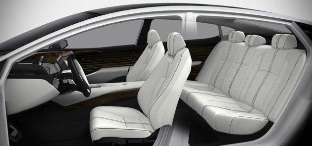 Honda FCV Concept Fuel Cell Vehicle