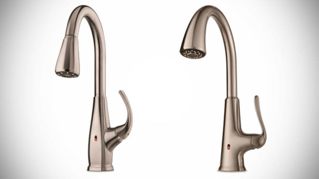 Pfister REACT Touch-free Kitchen Faucets