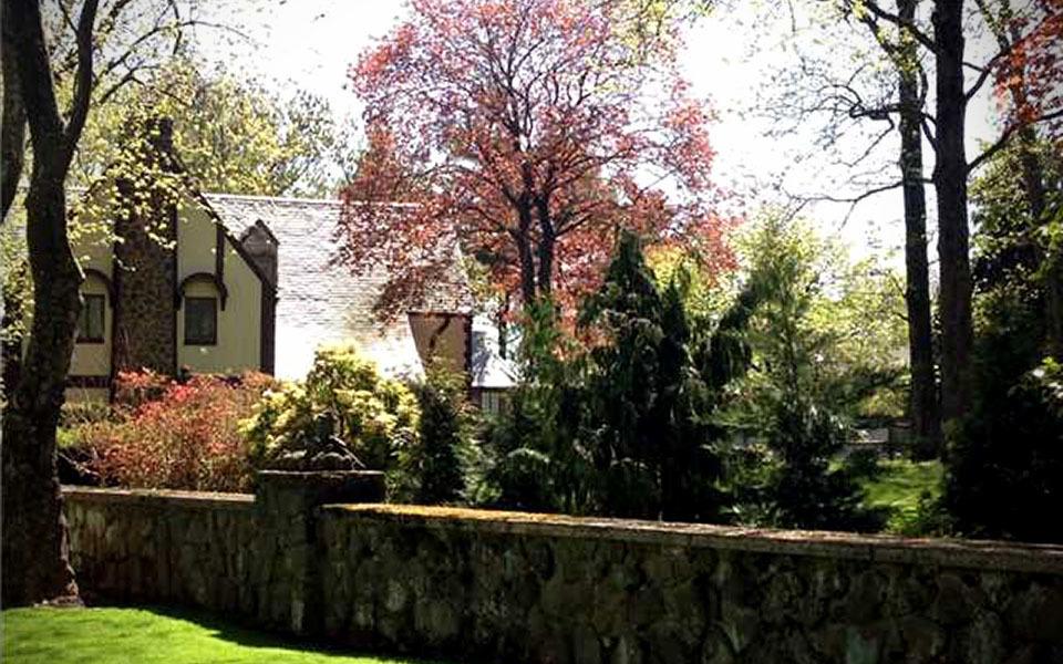 The Godfather' English Tudor Mansion