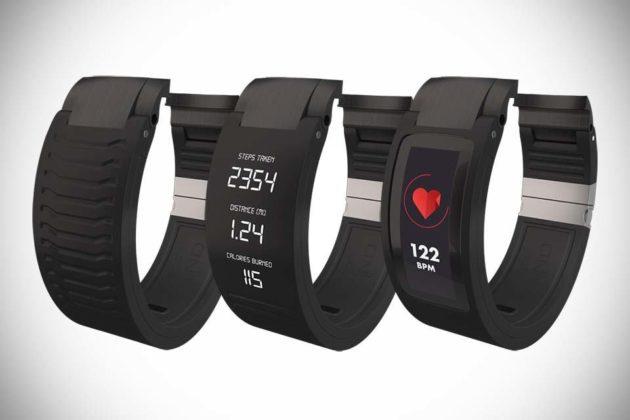 Kairos T-Band Smart Wristband