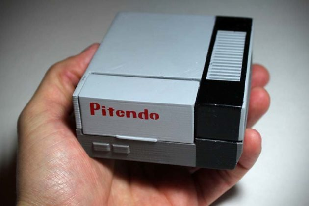 Pitendo Palm-size Nintendo Emulator
