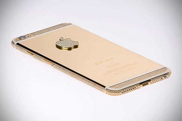 Brikk Lux iPhone 6 Diamond Select