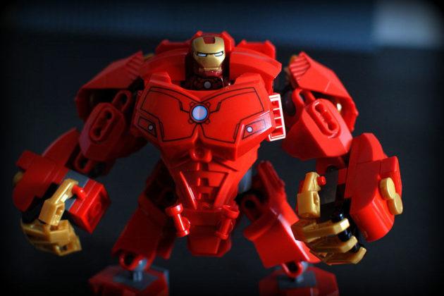 LEGO Iron Man Hulkbuster Project by Jon San Pedro