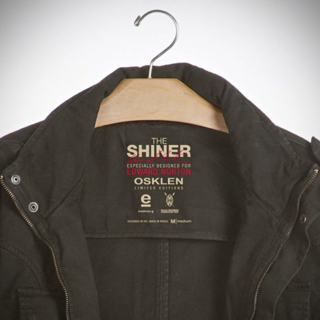 Edward Norton's 'Shiner Jacket' from Birdman