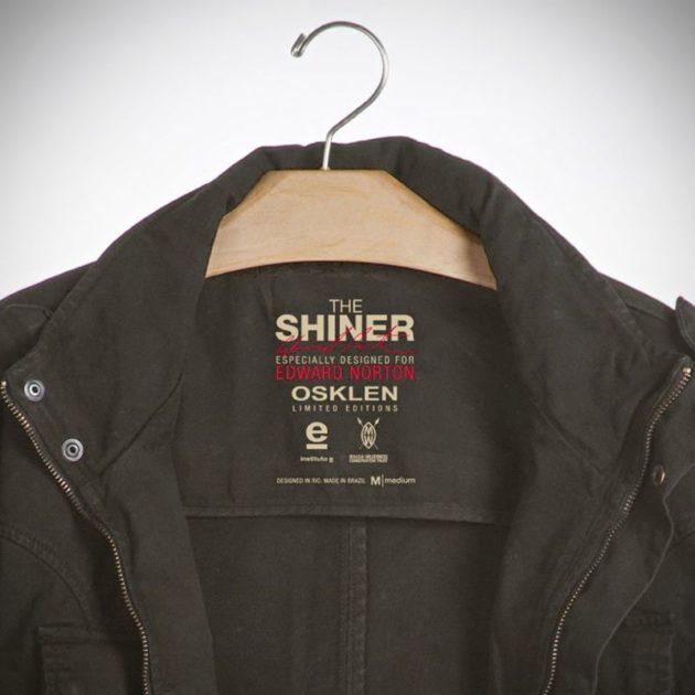 Edward Norton's 'Shiner Jacket' from Birdman