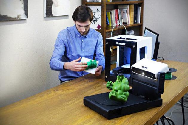 EinScan-S 3D Scanner by Shining 3D
