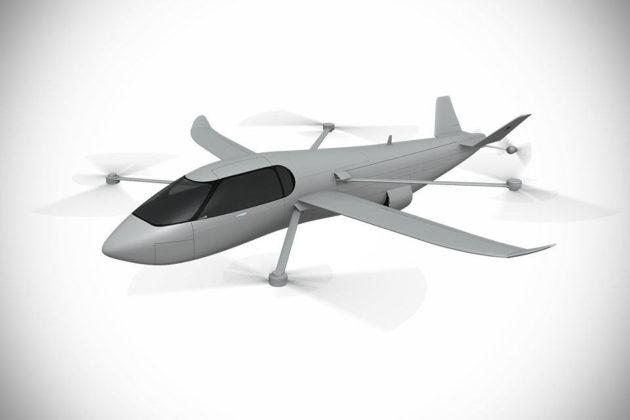 Krossblade Aerospace SkyCruiser VTOL Aircraft