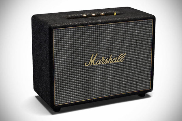 Marshall Woburn x John Varvatos Speaker System