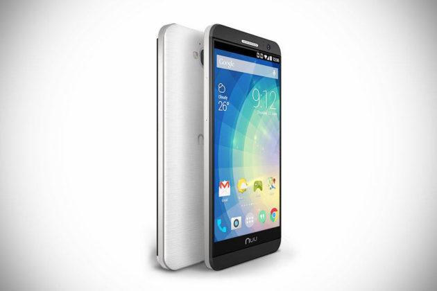Nuu Nu3s Smartphone