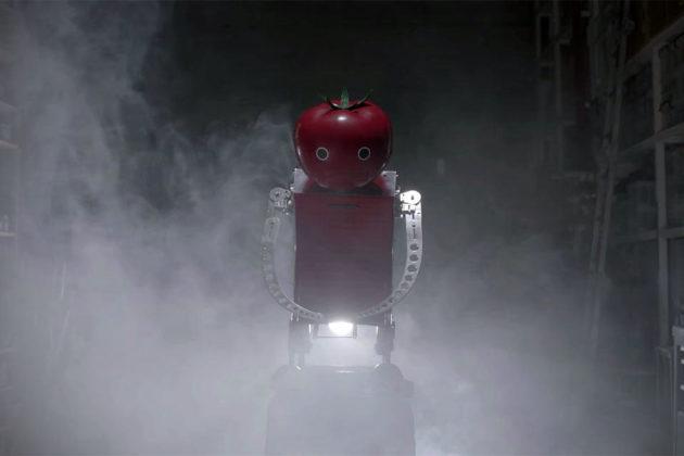 Petit-Tomatan Tomato-dispensing Robot image 1