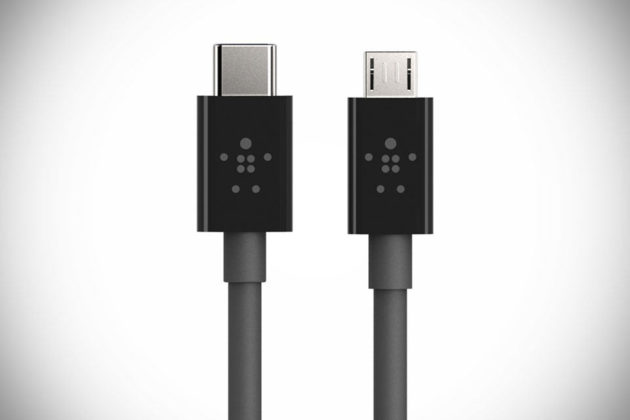 Belkin USB-C to Micro USB-B Charge Cable