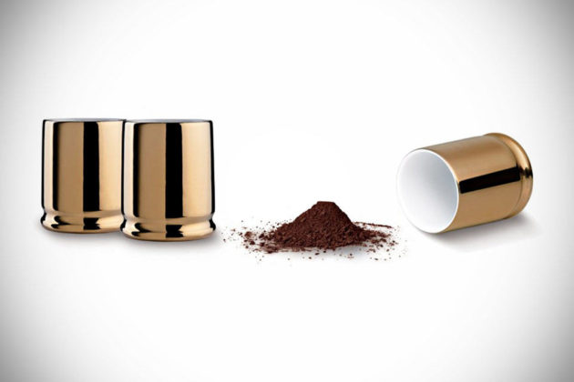 Bullet Shell-style Espresso Cups