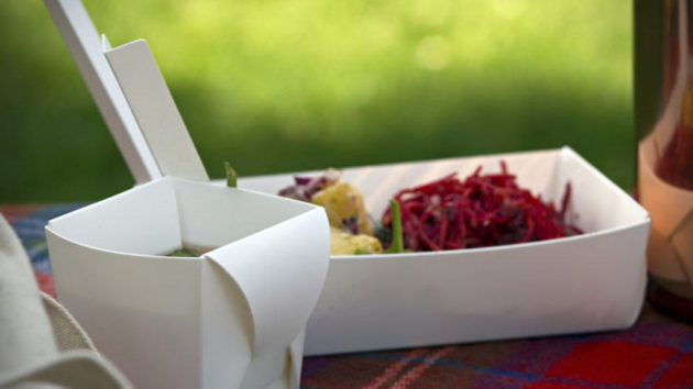 The Fold Up Eating Set by Fold Project