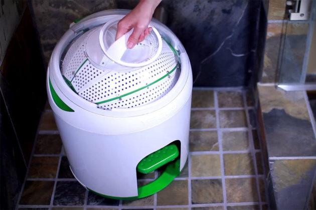 Yirego Drumi Off Grid Washer