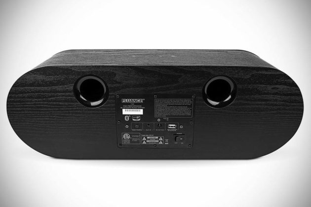 Fluance Fi50 2-Way High Performance Bluetooth Speaker