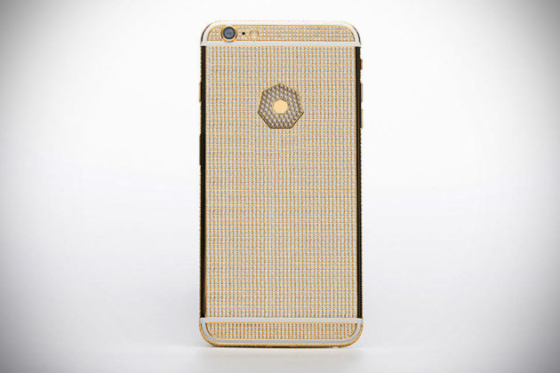 Brikk Lux iPhone 6s Diamonds Omni