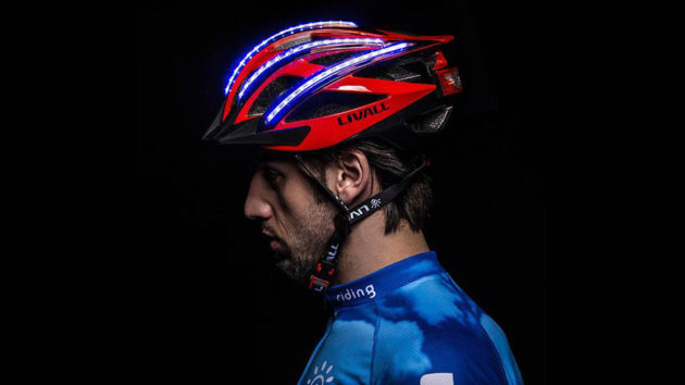 Livall Bling Smart Bicycle Helmet