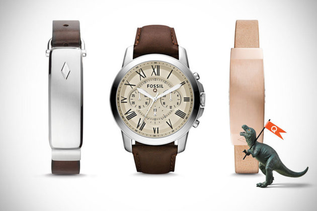 Fossil Q Line of Wearables Tech