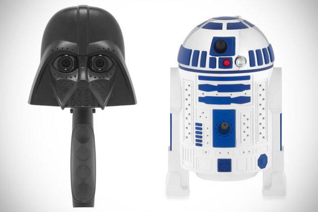 Oxygenics Star Wars Showerheads