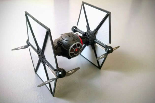 Hasbro First Order Special Forces TIE Fighter Drone by Woodpiece