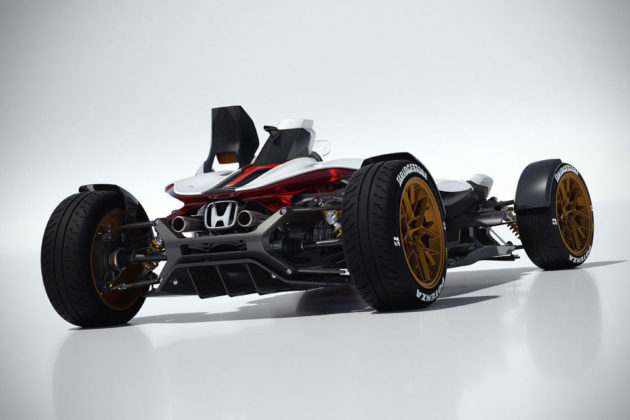 Honda Project 2&4 Roadster