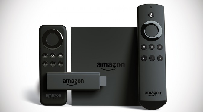 Amazon Fire TV Stick and Fire TV with Voice Remote