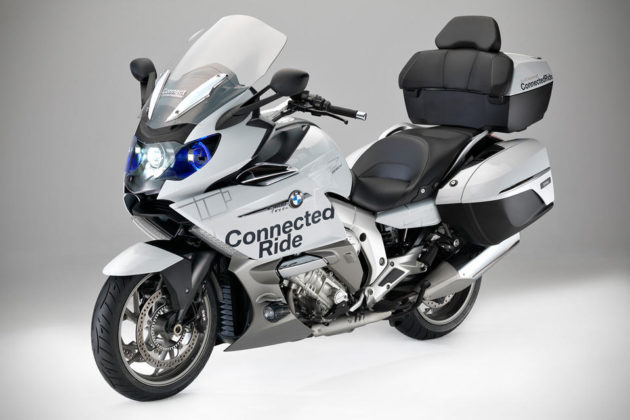 BMW K 1600 GTL Concept with Laser Light