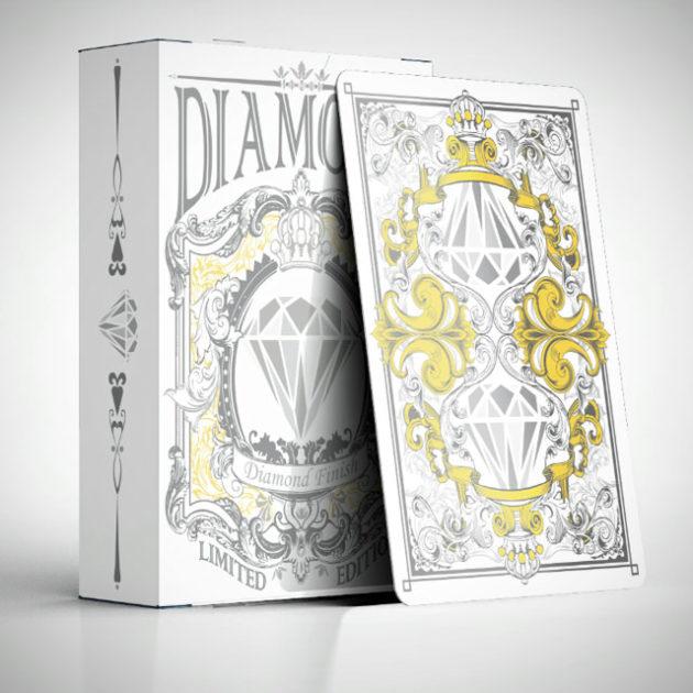 Diamonds Playing Cards by SiShou Playing Cards