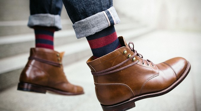 Maison Impeccable Stealth Socks