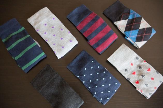 Maison Impeccable Stealth Socks