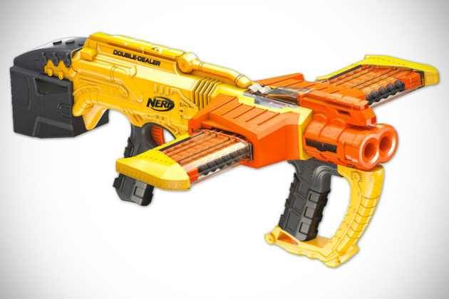 Nerf Doomlands Double-Dealer Blaster