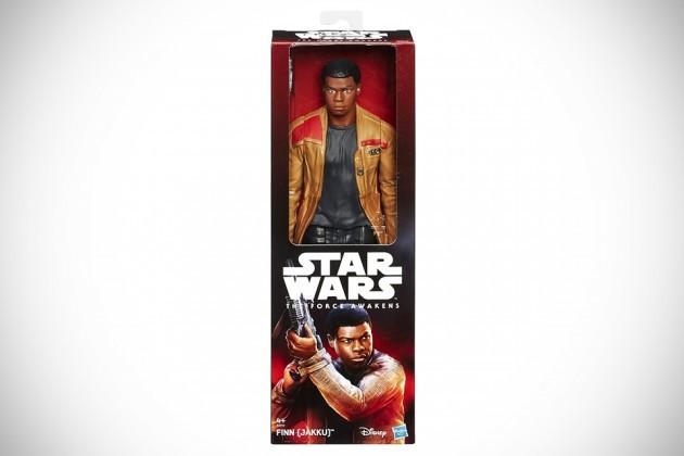 Star Wars - The Force Awakens Toys 12-inch Finn (Jakku)