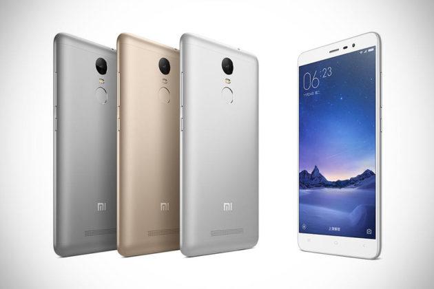 Xiaomi Redmi Note 3 Pro Smartphone
