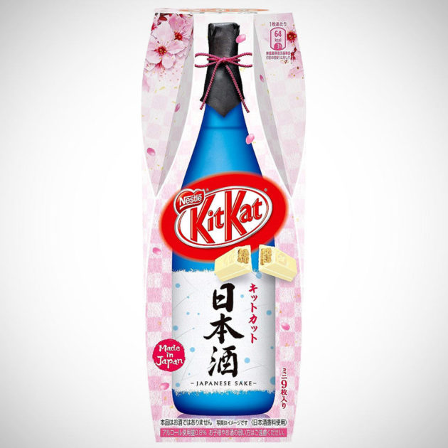 Nestle Japanese Sake Kit Kat