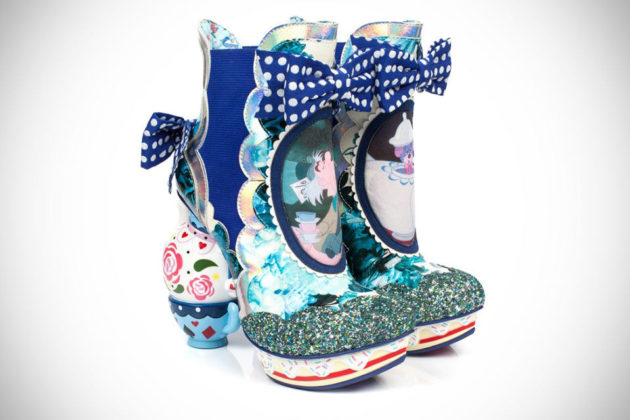 Alice in Wonderland x Irregular Choice All Mad Here