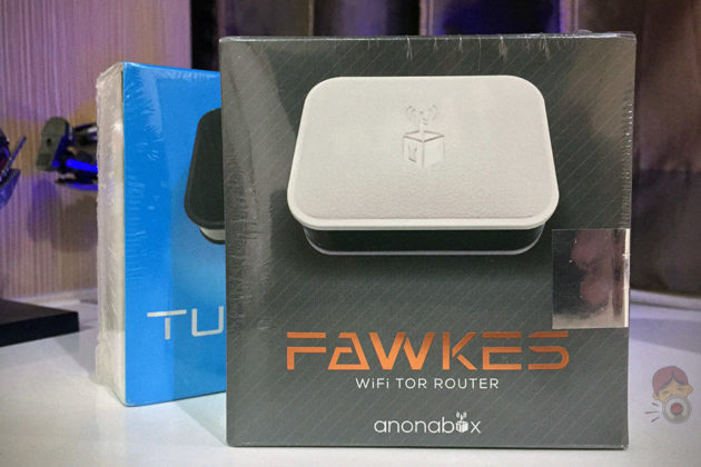 Anonabox Fawkes WiFi Tor Router [Review]
