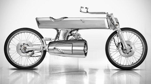 Bandit9 L.Concept Motorcycle