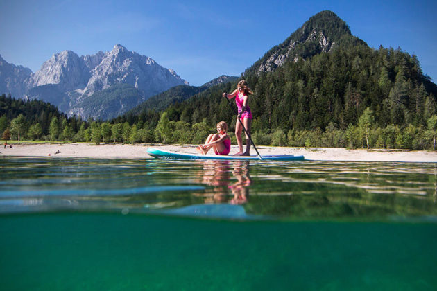SipaBoards Air Self-inflating Standup Paddleboard All-Rounder
