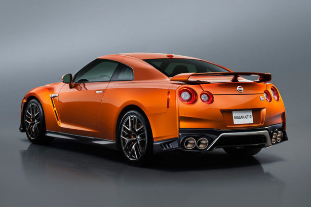 2017 Nissan GT-R Sports Coupe