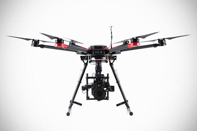 DJI Matrice 600 Heavy-lifting Imaging Drone